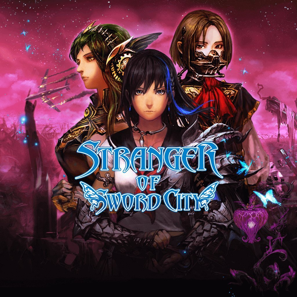 Stranger Of Sword City - PS Vita (Digital Code)