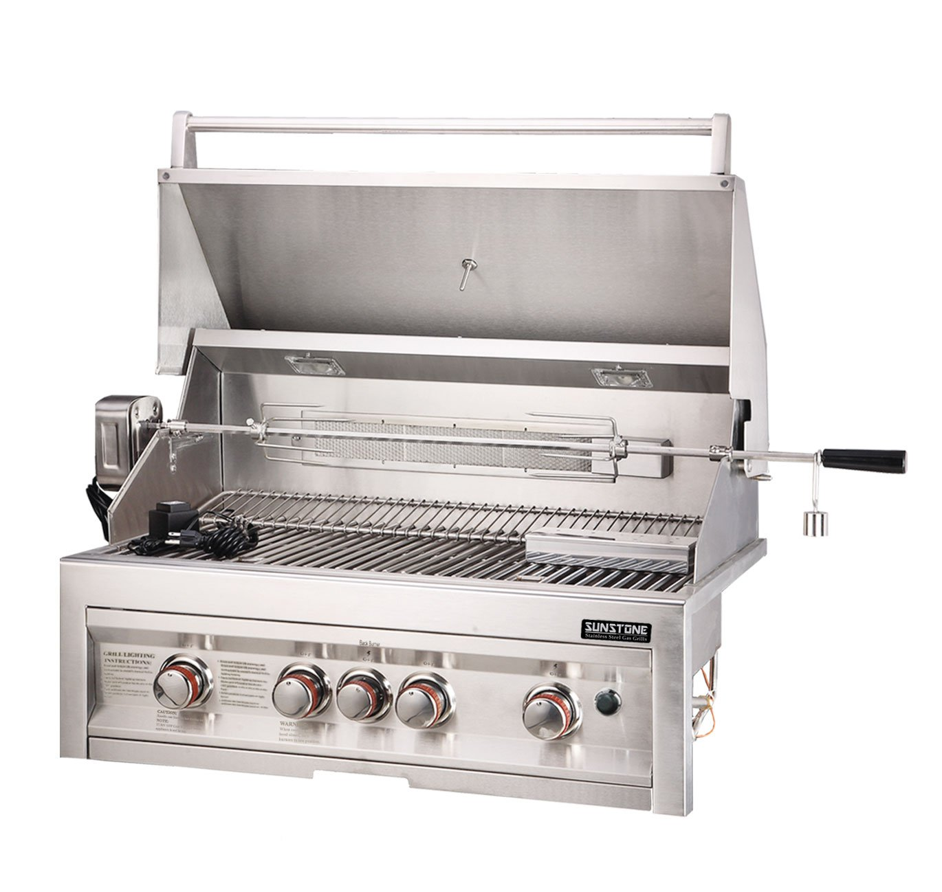 9 best propane gas grills for 2017 top rated gas grills autos post. Black Bedroom Furniture Sets. Home Design Ideas