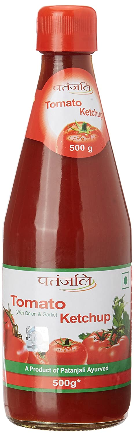 Patanjali Tomato Ketchup, 500g By Amazon @ Rs.70