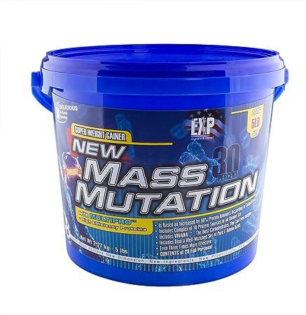 New Mass Mutation 2270g Banane Eiweiss Protein Kohlenhydrat Anabol