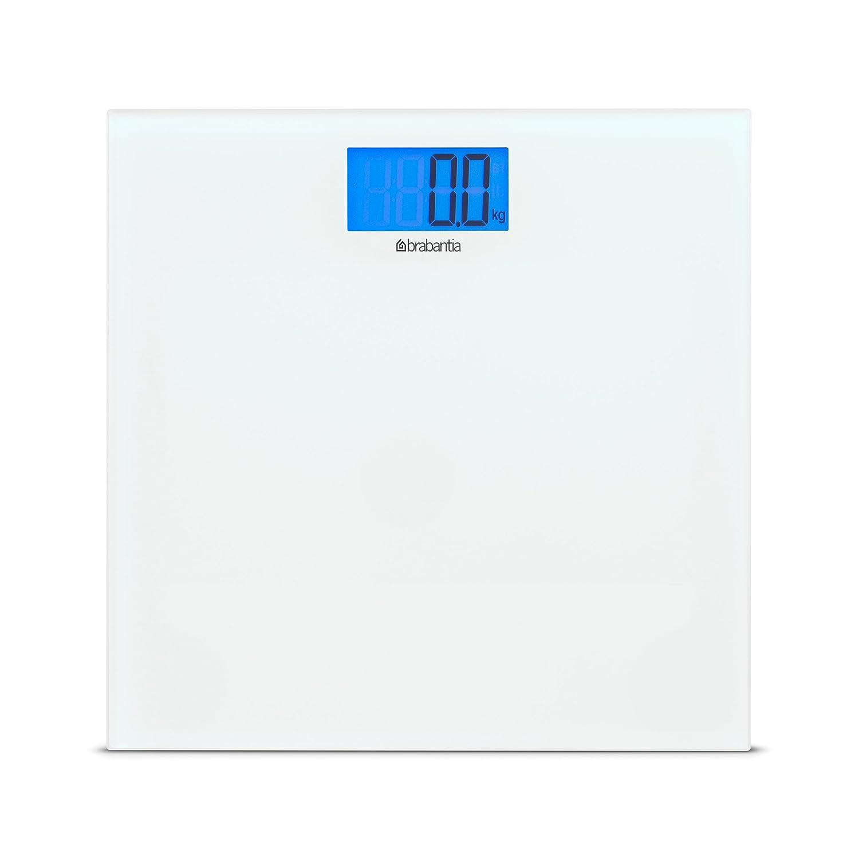 Brabantia 483127 Electronic Compact Bathroom Scales