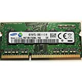 Samsung ram memory 4GB (1 x 4GB) DDR3 PC3L-12800,1600MHz, 204 PIN SODIMM for laptops (Tamaño: 4 Gb)