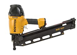 Bostitch F21PL Round-Head Framing Nailer