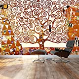 """Wall26 - Large Wall Mural - Classic Painting - The Tree of Life by Gustav Klimt 