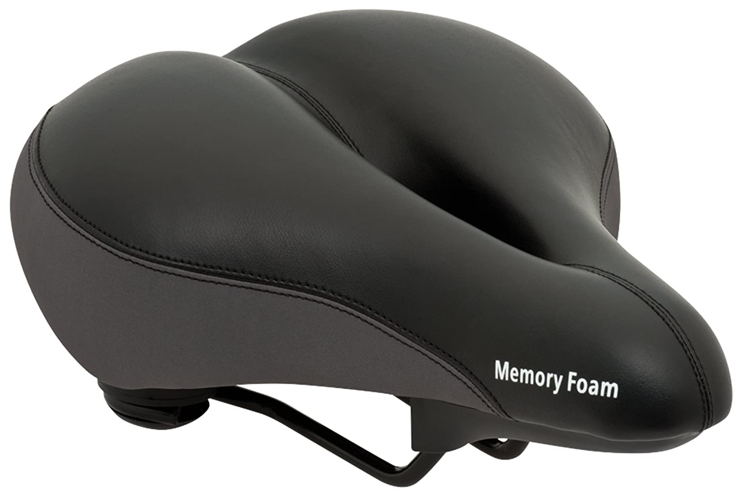 Bikes For Extra Large People Memory Foam Bike Seat