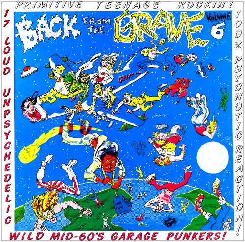 Back from Th Grave Vol.6