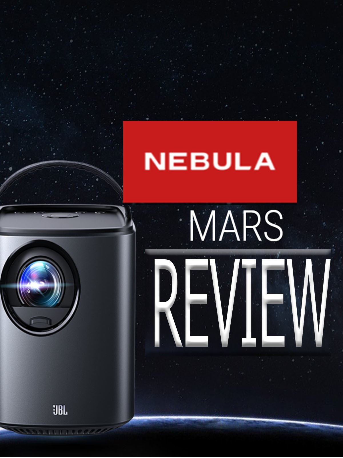 Review: Nebula Mars Review on Amazon Prime Video UK