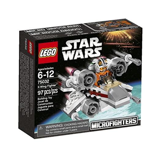 Lego Star Wars Microfighters Series 1 X-Wing Fighter (75032)
