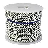 Ball Chain #6 Spool Aluminum 100 Feet