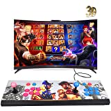 XFUNY Arcade Game Console 1080P 3D & 2D Games 2020 in 1 Pandora's Box 3D 2 Players Arcade Machine with Arcade Joystick Support Expand 6000+ Games for PC / Laptop / TV / PS4 (KOF) (Color: Kof)