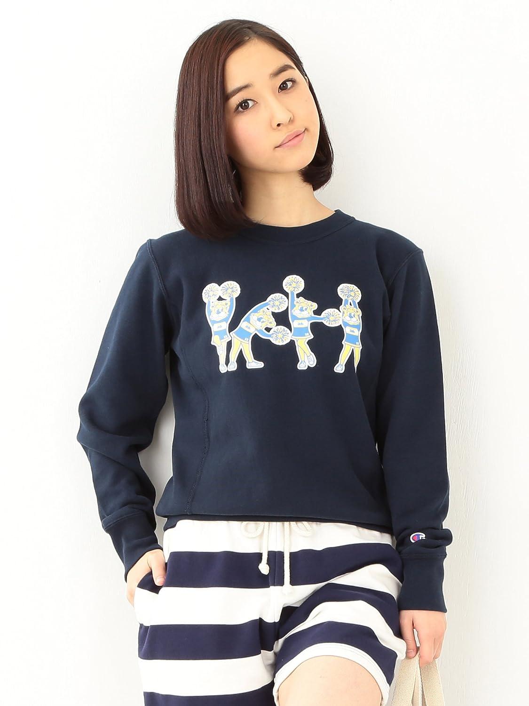 Amazon.co.jp: (ビームスボーイ) BEAMS BOY CHAMPION×BEAMS BOY / UCLA リバースウィーブ クルー 13130099411 グレー SMALL: 服&ファッション小物