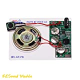 Set of 3 EZSound Module - Push Button Activated