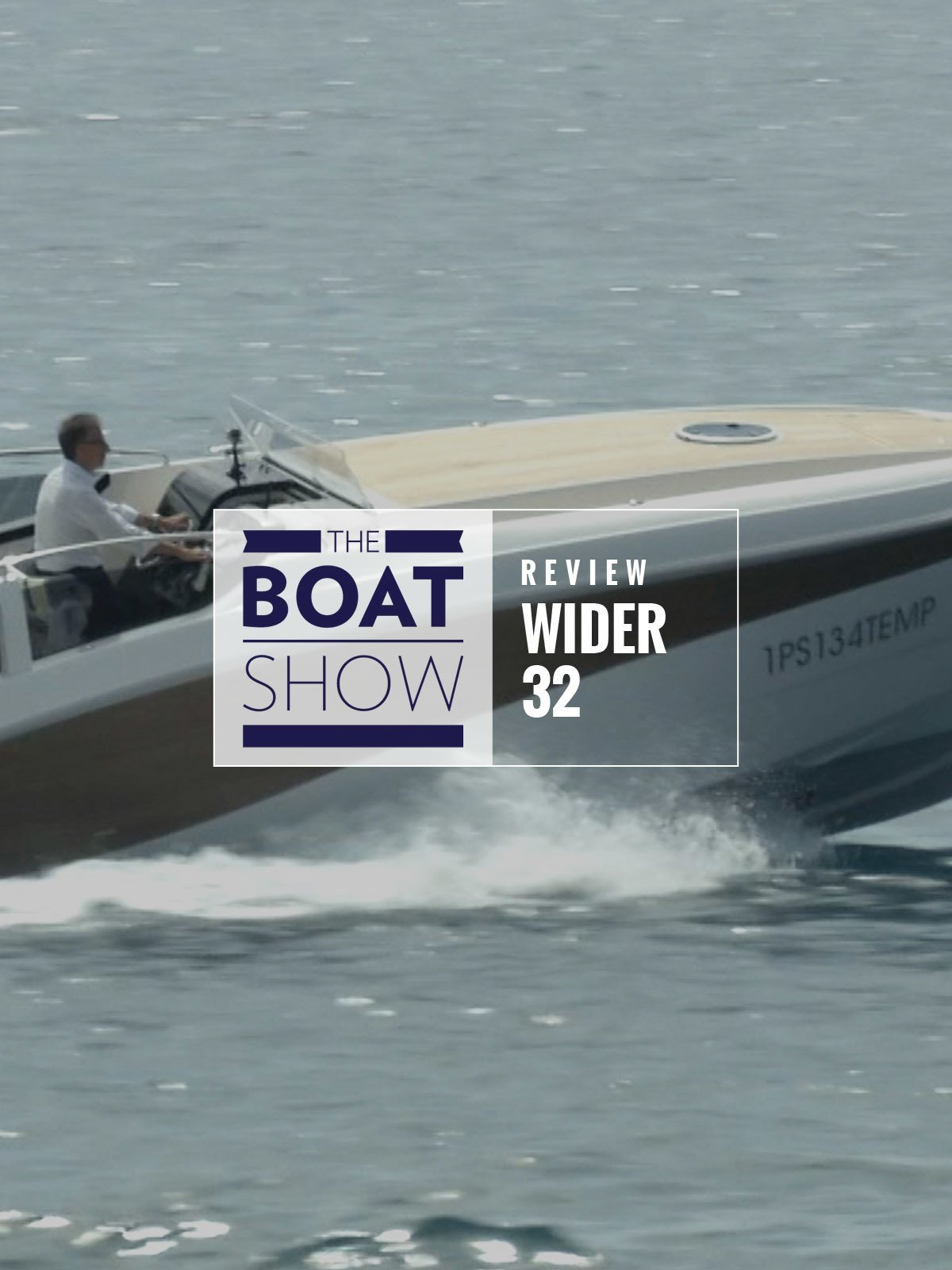 Review: Wider 32 - The Boat Show on Amazon Prime Video UK
