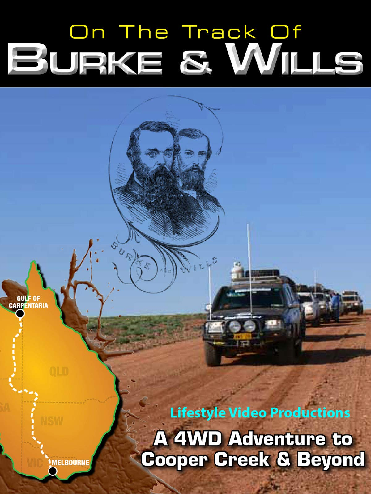 On the Track of Burke and Wills