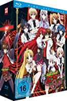 HighSchool DxD - Staffel 03, Vol. 01