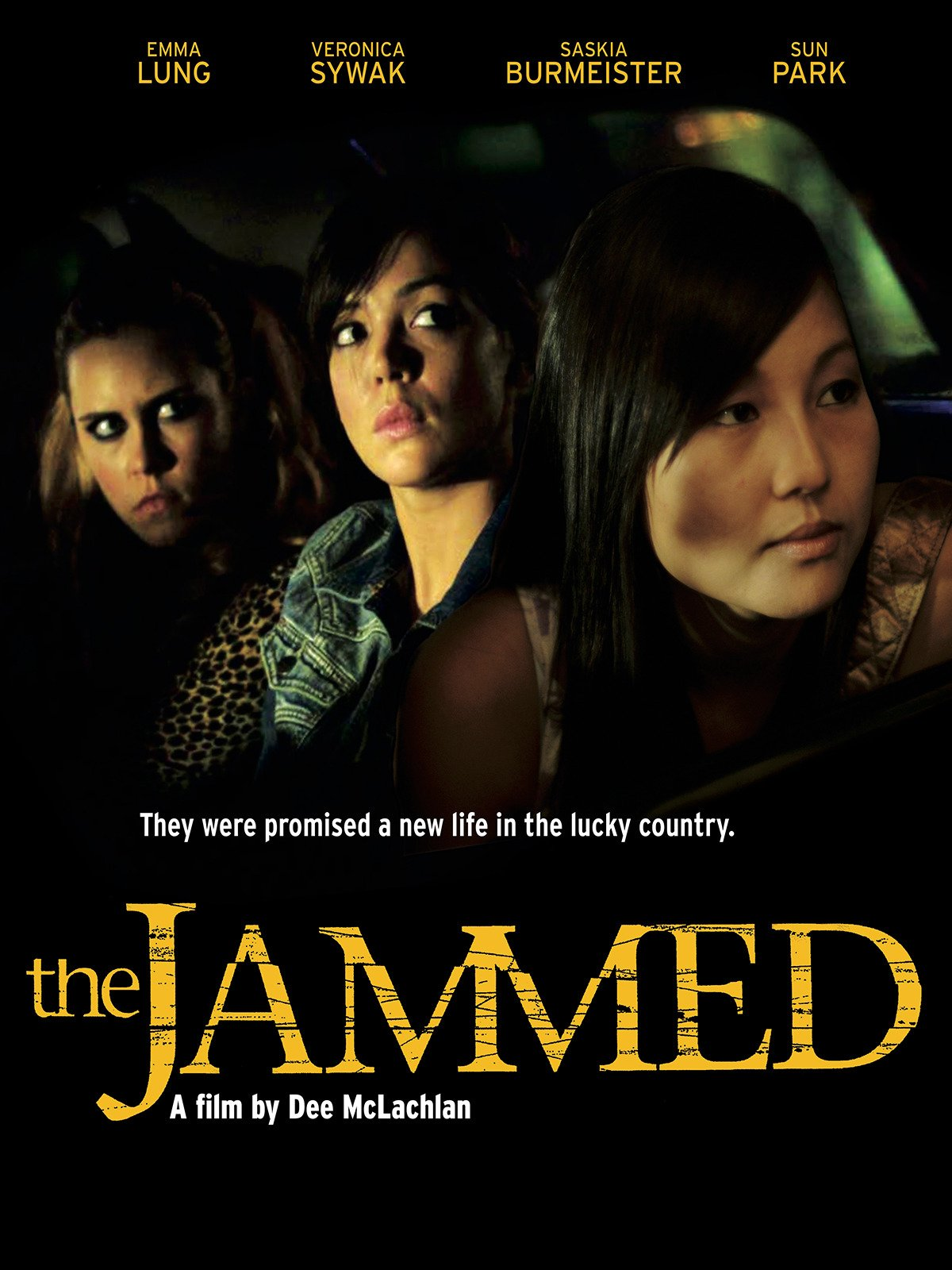 The Jammed on Amazon Prime Video UK
