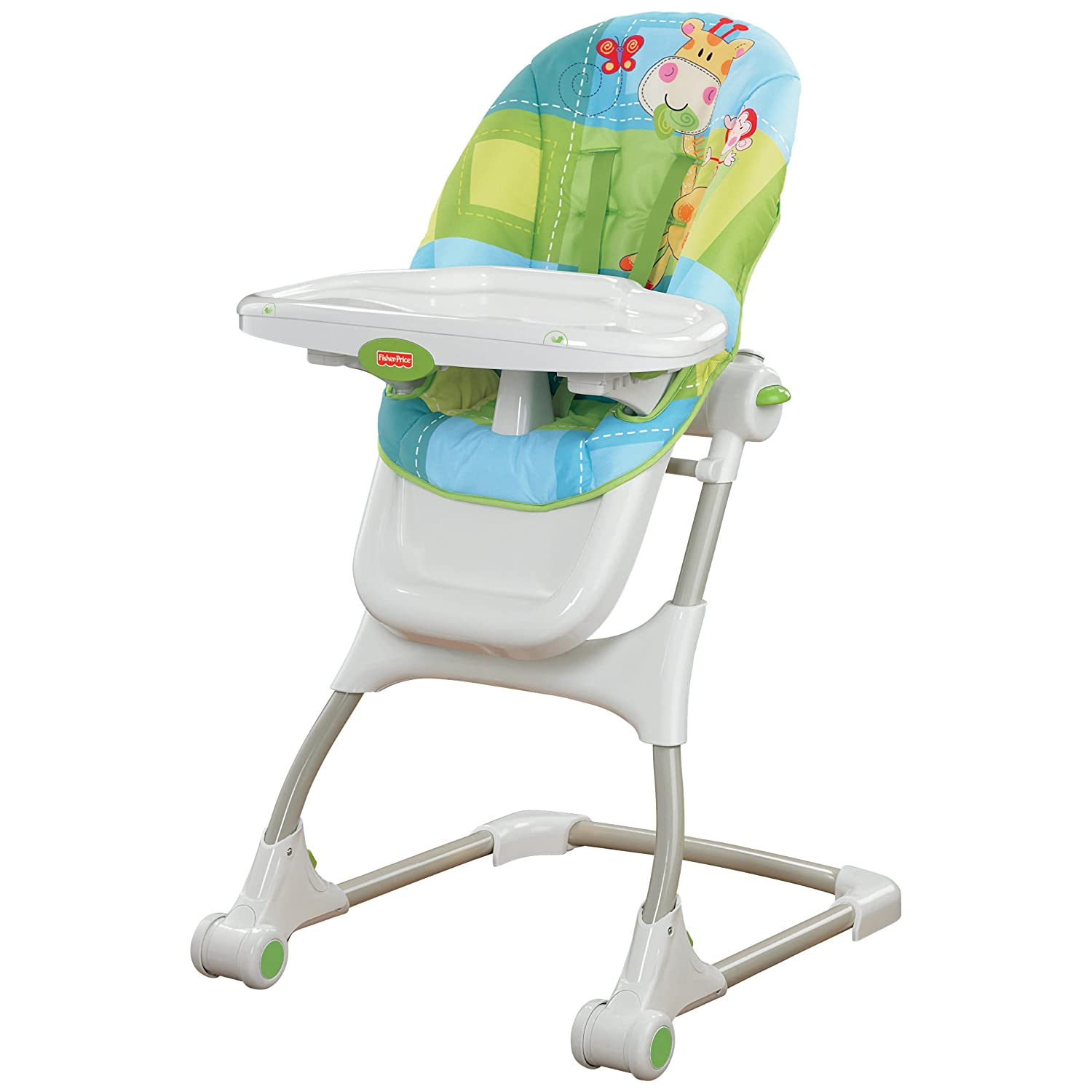 fisher price discover and n grow jungle ez clean baby