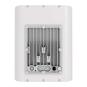NETGEAR Orbi Outdoor WiFi Mesh Extender, works with your existing WiFi router (RBS50Y)