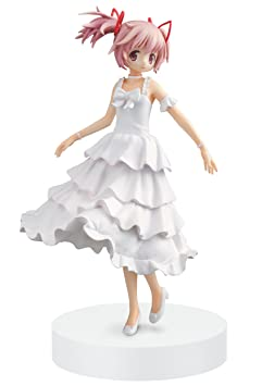 Puella Magi Madoka Magica Madoka SQ Figurine (20cm) - original & licensed
