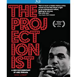 The Projectionist [Blu-ray]