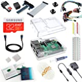 V-Kits Raspberry Pi 3 Model B+ (Plus) Ultimate Kit [Latest Model 2018]