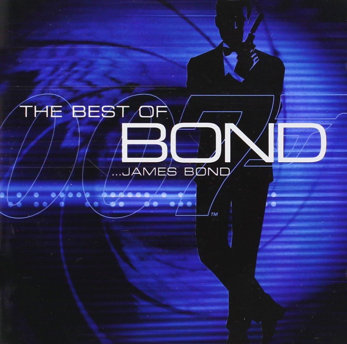 The Best of Bond ...James Bond : DIV 2155