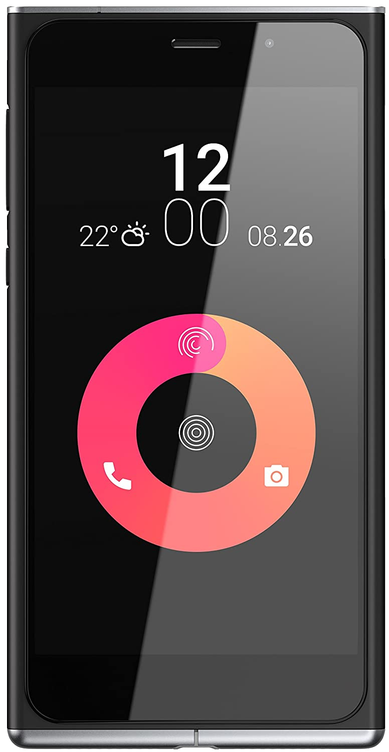 Obi Worldphone SF1 (Black, 32GB)