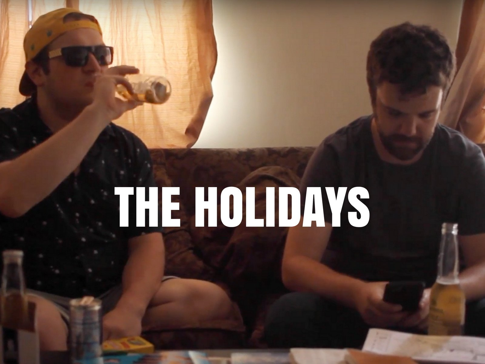 The Holidays on Amazon Prime Instant Video UK