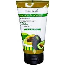 Petal Fresh Organic Eco-Elements Facial Masque Avocado and Papaya 5 Ounce