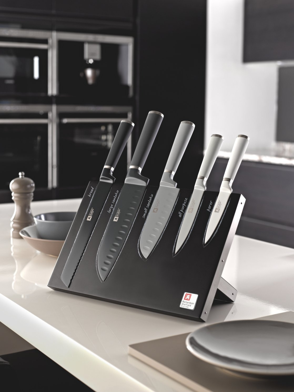 Richardson Sheffield R120MZK399Z41 Seasons Mono - Soporte para cuchillos (5 piezas)