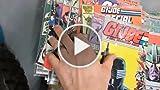 CGR Comics - RANDOM PILE OF MARK'S OLD COMICS