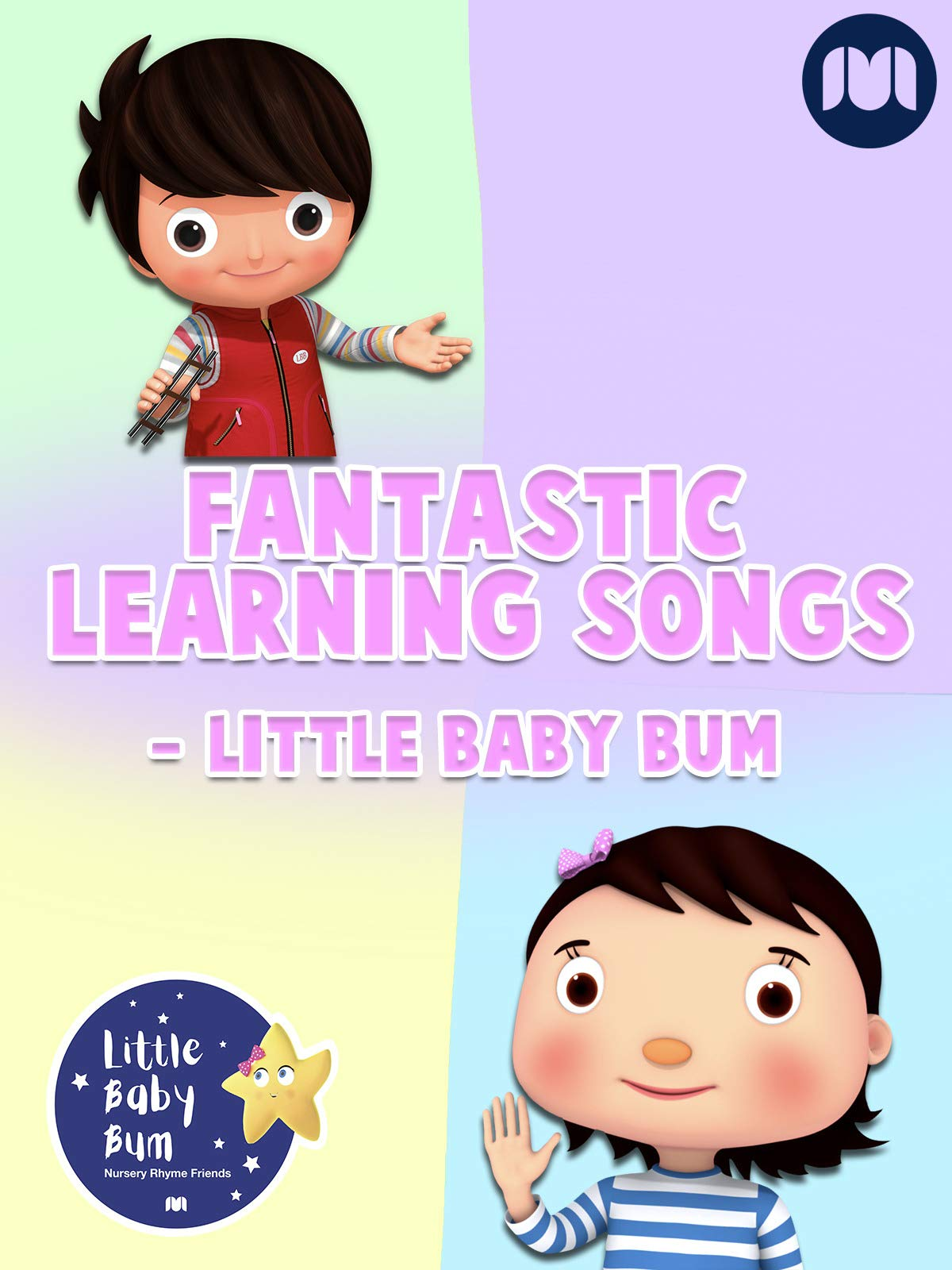 Fantastic Learning Songs - Little Baby Bum