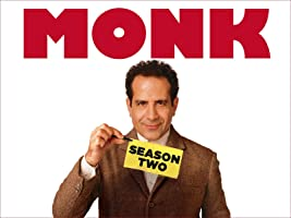 Monk Season 2