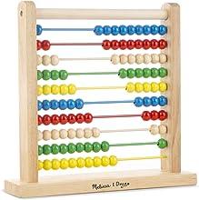 Melissa amp Doug Classic Wooden Abacus