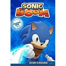 Sonic Boom: Season One, Volume One