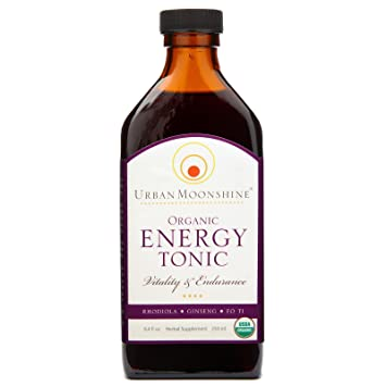 Отзывы Urban Moonshine Organic Energy Tonic Gluten Free -- 8.4 fl oz