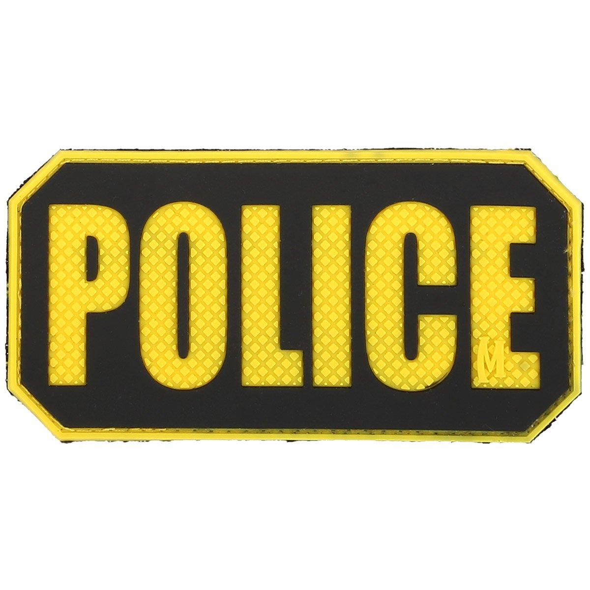 Maxpedition Gear Police Identification Patch maxpedition органайзер в петербурге