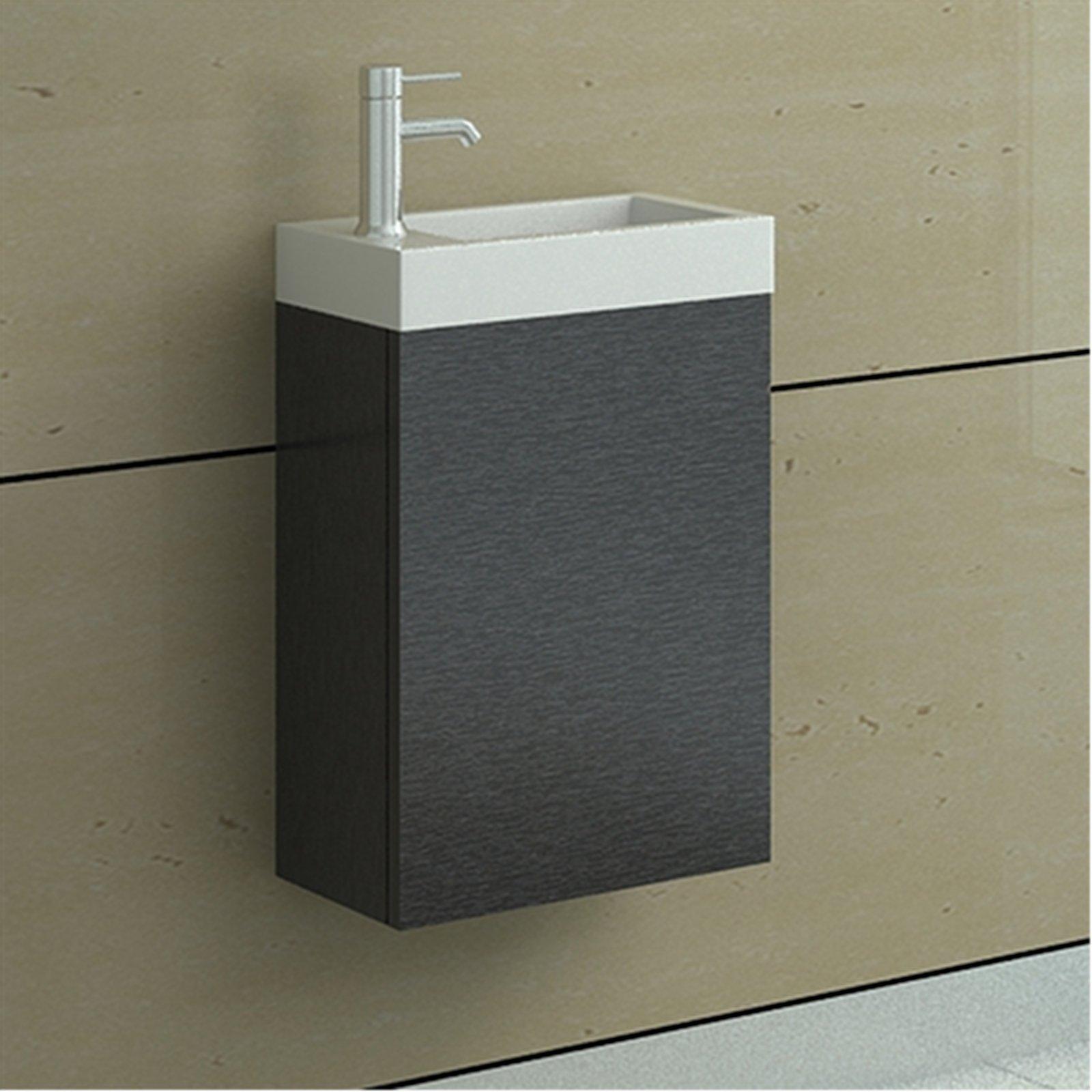 Modernes G Ste Wc mini waschbecken mit unterschrank mini waschplatzl sung f r g ste wc modernes design