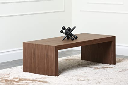 Quincy Walnut Medium Coffee Table