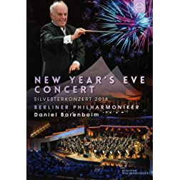 New Years Eve Concert 2018 - Berliner Philharmoniker / Daniel Barenboim