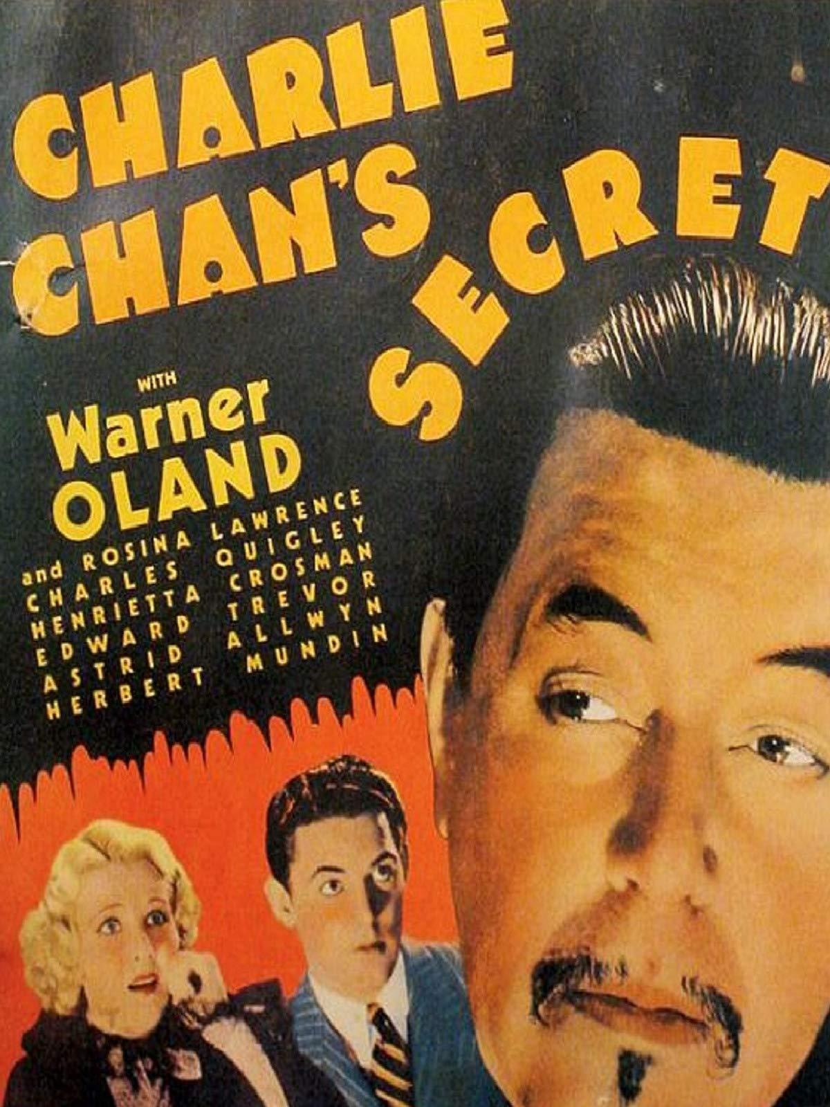 Charlie Chan : Charlie Chan's Secret