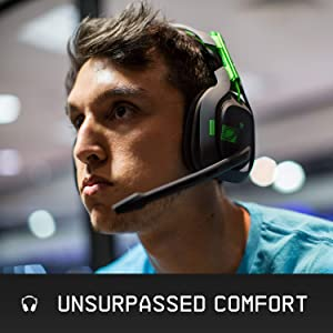 ASTRO Gaming A50 Wireless Dolby Gaming Headset - Black/Blue - PlayStation 4 + PC (Color: Black/Blue, Tamaño: 1 fits all)