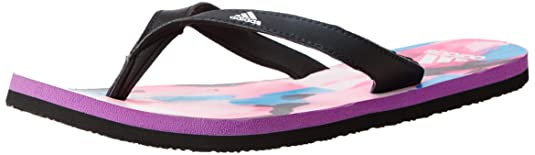 adidas Women's Glideslope W Flip-Flops and House Slippers at amazon
