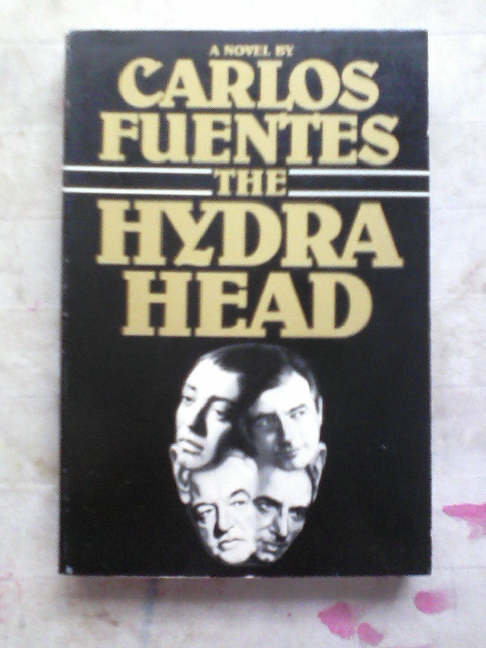 The Hydra Head., Fuentes, Carlos