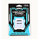KMD 32MB Gamecube Compatable Memory Card for Nintendo Wii