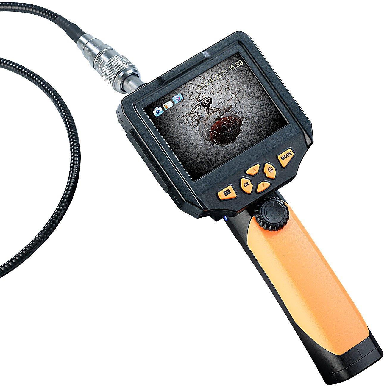 Somikon HDEndoskop 8,2 mm mit Monitor  Kundenberichte und weitere Informationen