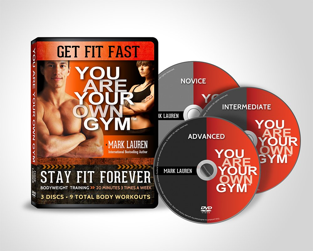You Are Your Own Gym 3 DVD Set (2013)