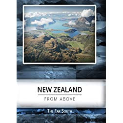 New Zealand From Above  The Far South [Blu-ray]