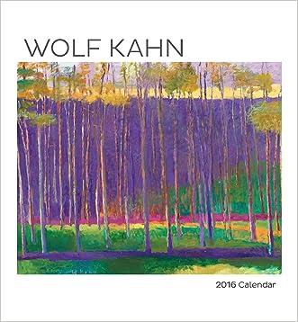 Wolf Kahn 2016 Calendar