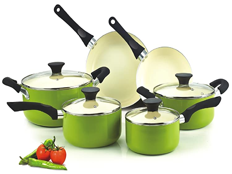 Cook N Home NC-00358 Nonstick Ceramic Coating Review
